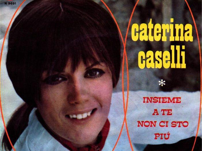 """Caterina Caselli, la storia di """"Insieme a te non ci sto più"""""""