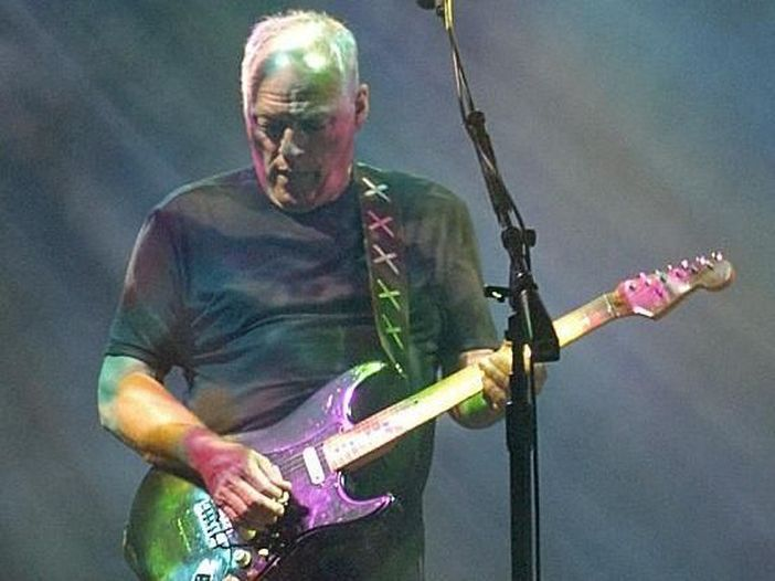 "David Gilmour, ""One of these days"" dal vivo dopo 22 anni - GUARDA"