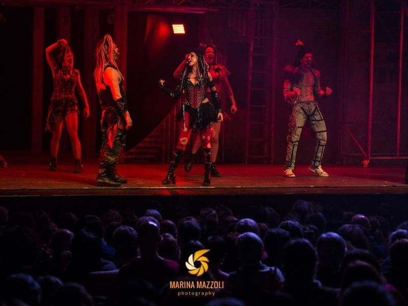 22 febbraio 2019 - Politeama Genovese - Genova - We Will Rock You, il musical