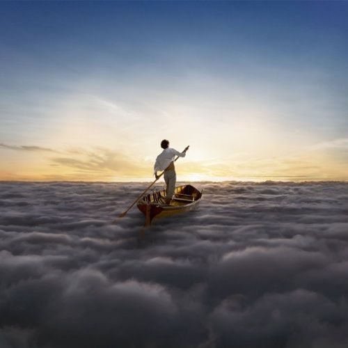 Go to the review of THE ENDLESS RIVER by Pink Floyd