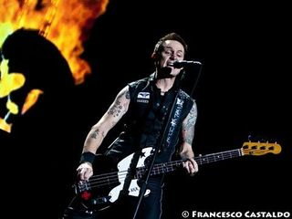 10 Novembre 2009 - MediolanumForum - Assago (Mi) - Green Day in concerto