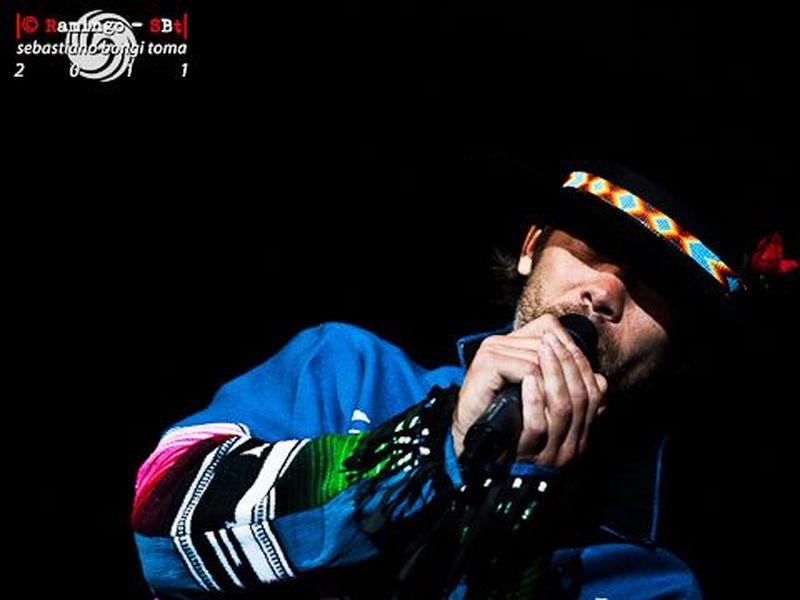 24 Luglio 2011 - Lucca Summer Festival - Piazza Napoleone - Lucca - Jamiroquai in concerto