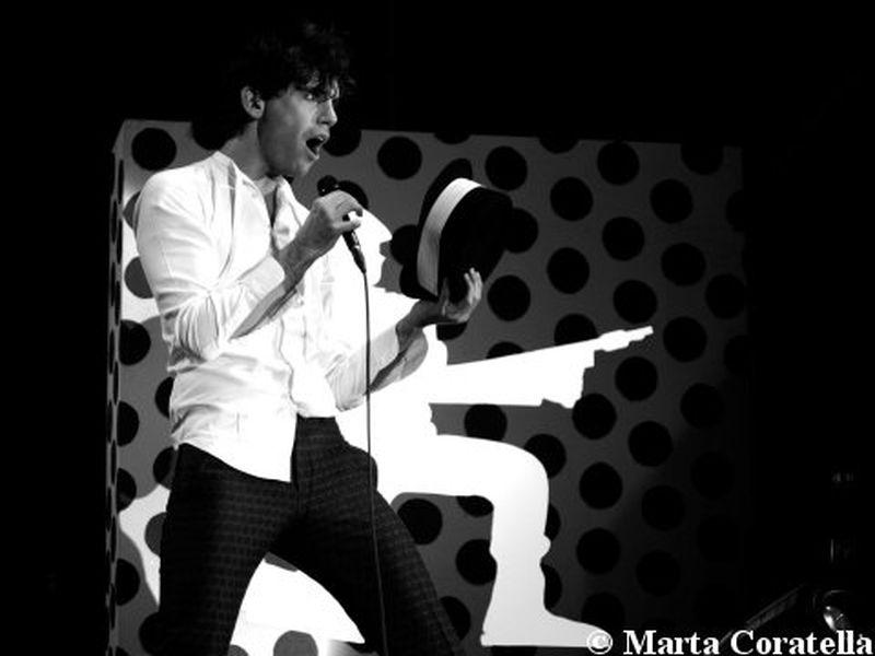 10 novembre 2012 - Atlantico Live - Roma - Mika in concerto