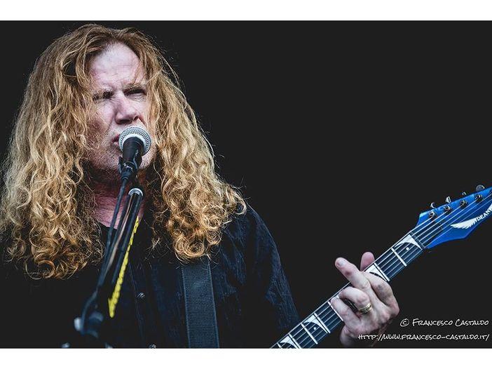Dave Mustaine (Megadeth) al lavoro su un nuovo progetto ancora misterioso