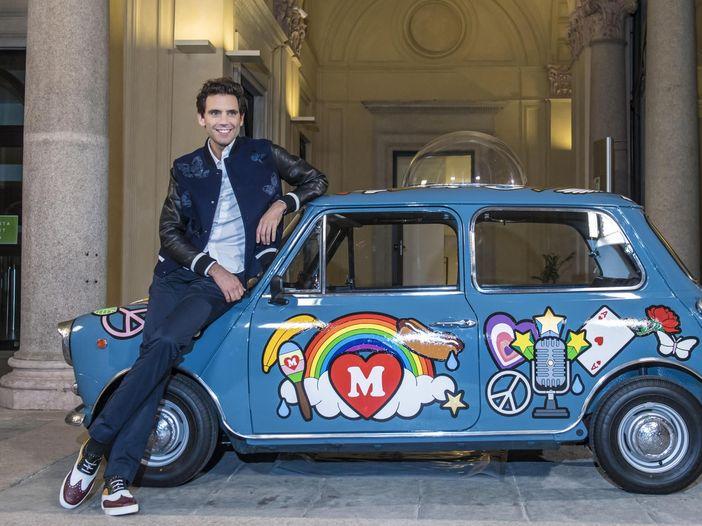 """Mika presenta il suo show TV: """"Mi sono ispirato agli speciali di Elvis e Sinatra"""" - VIDEOINTERVISTA"""
