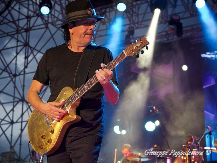 Successo di Santana a Milano