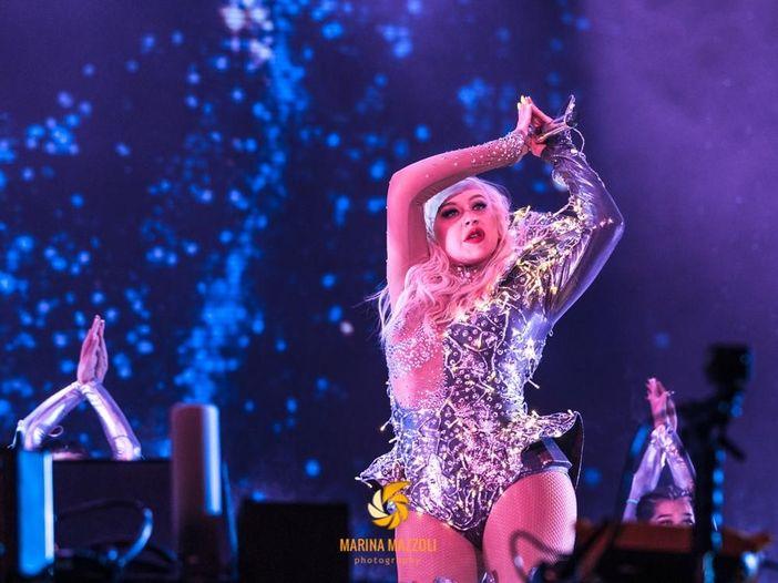 C'è un uomo nella vita di Christina Aguilera...