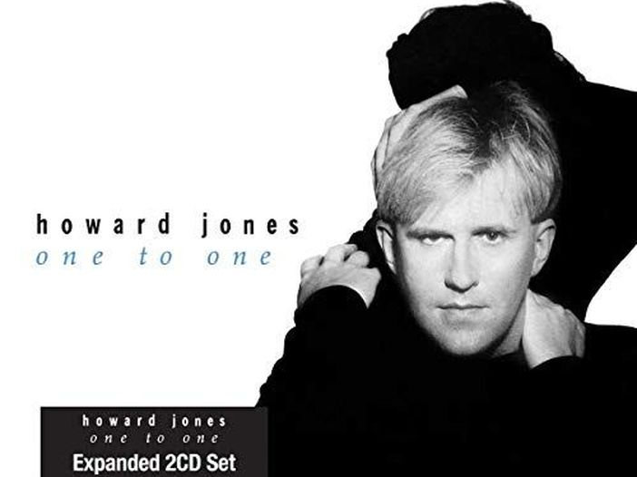 Howard Jones e le sue dieci canzoni nella Top 40 UK