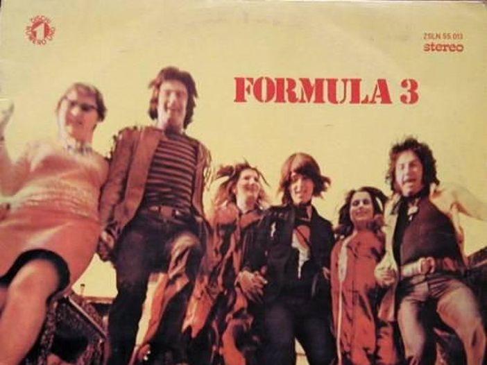 """""""Formula 3"""", l'album di """"Eppur mi son scordato di te"""""""