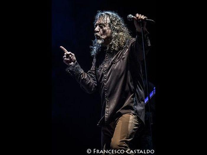 """Robert Plant - la recensione di """"Carry fire"""""""