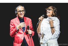Franco Battiato e Alice: esce l'11 novembre 'Live in Roma', doppio album con dvd - COPERTINA