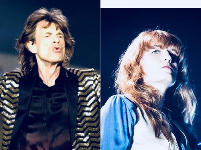 Florence Welch (Florence + The Machine) sul palco con i Rolling Stones per 'Wild Horses' – VIDEO / FOTO