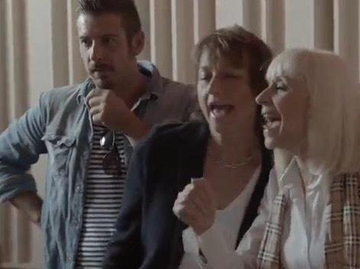 Francesco Gabbani e quel vecchio video con Gianna Nannini e Raffaella Carrà - GUARDA