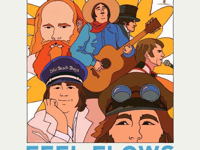 Beach Boys, 1969-1971: 5 CD, 108 inediti. Tracklist completa