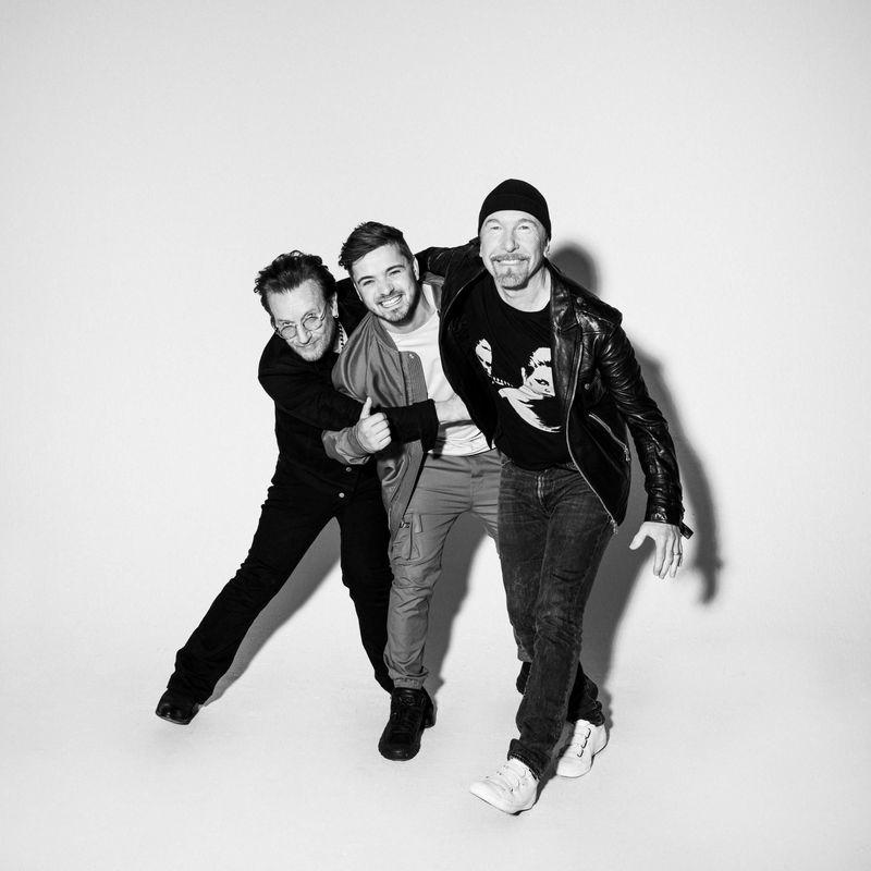 Martin Garrix e la canzone ufficiale degli Europei 2020 con Bono e The Edge:'Due artisti geniali'