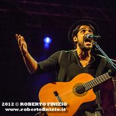 20 settembre 2012 - Carroponte - Sesto San Giovanni (Mi) - Alessandro Mannarino in concerto