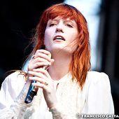 21 Luglio 2010 - Milano Jazzin' Festival - Arena Civica - Milano - Florence and The Machine in concerto