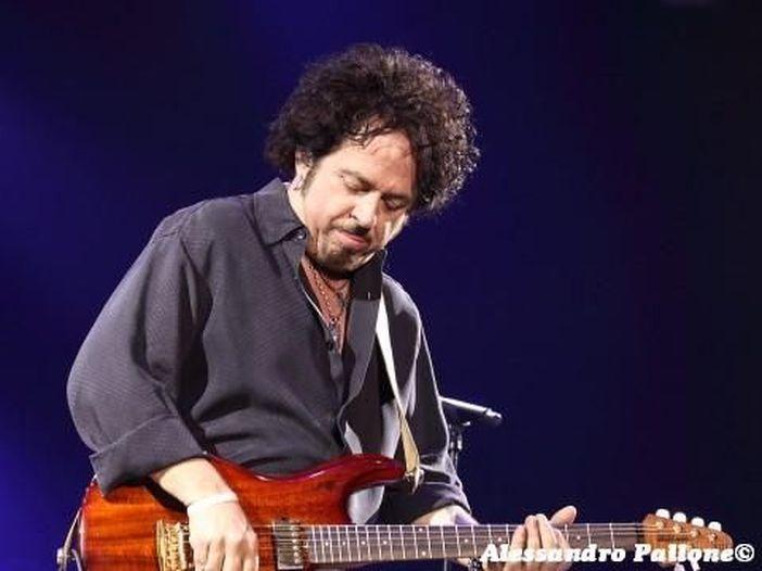 """Steve Lukather (Toto): """"Stiamo lavorando all'album per il 40esimo anniversario della band, poi un tour di due anni"""""""