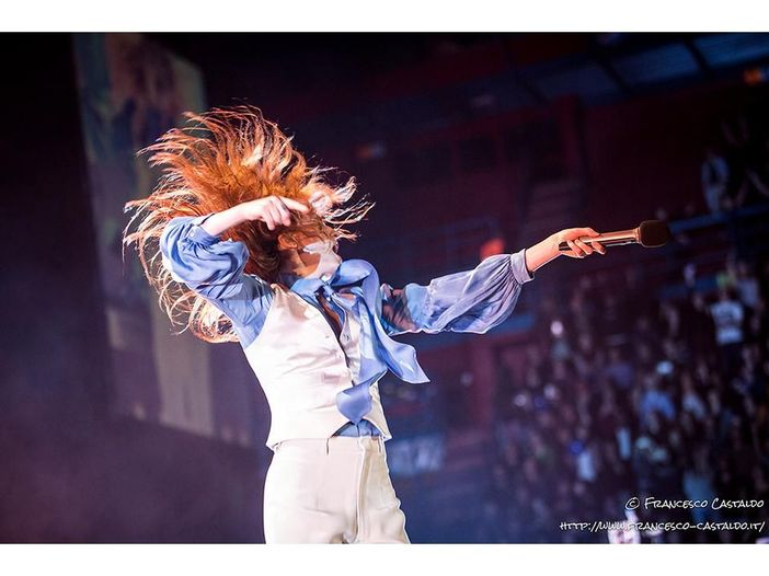 Florence and the Machine, il report del concerto di Milano