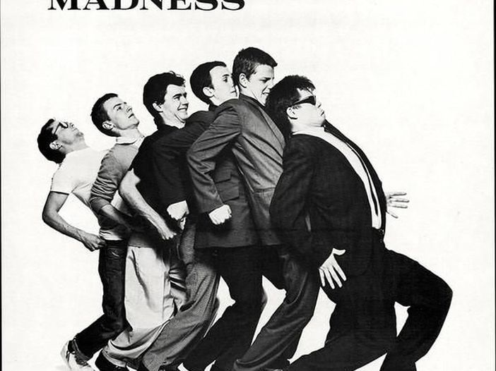 """Covers story: """"One step beyond"""" dei Madness"""