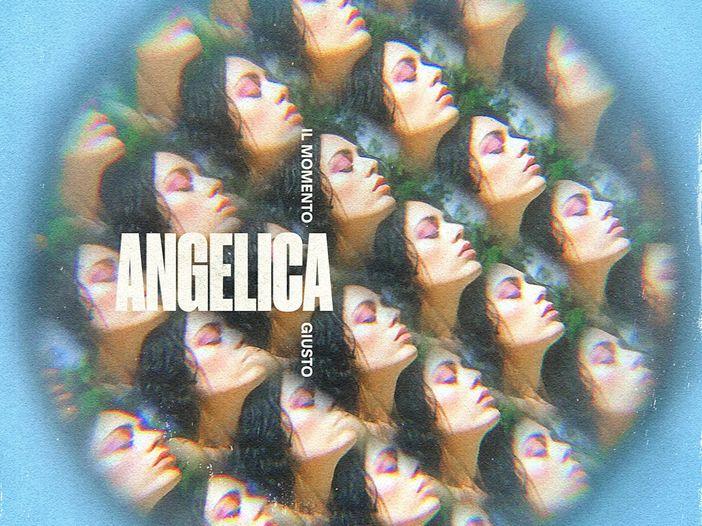 Angelica, ascolta il nuovo singolo 'Il momento giusto'