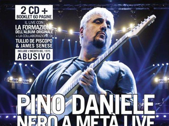 """Pino Daniele: la storia di """"Nero a metà live"""""""