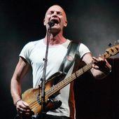 9 luglio 2013 - Foro Italico - Roma - Sting in concerto
