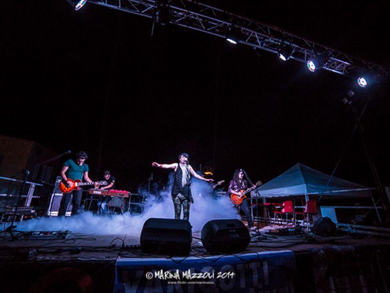 25 luglio 2014 - Festival - Varigotti (Sv) - Misfatto in concerto