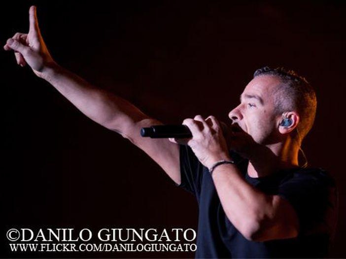 Eros Ramazzotti gira il video di 'Sei un pensiero speciale' a Roma - FOTO